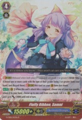 Fluffy Ribbon, Somni - G-CB01/013EN - R on Channel Fireball
