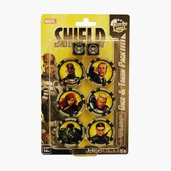 Nick Fury, Agent of S.H.I.E.L.D. - Dice and Token Pack