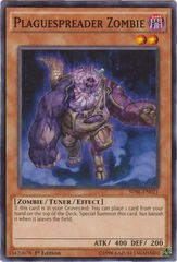 Plaguespreader Zombie - SDSE-EN021 - Common - 1st Edition on Channel Fireball