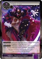 Joker's Suit - TAT-081 - C - 2nd Printing