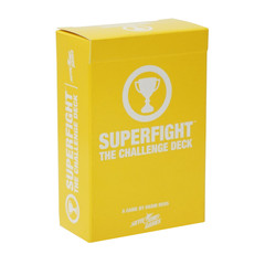 SUPERFIGHT!: The Challenge Deck