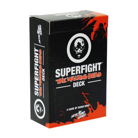 SUPERFIGHT!: The Walking Dead Deck