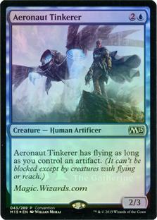 Aeronaut Tinkerer - 2015 Convention Promo
