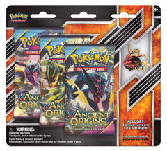 XY - Mega Evolution Collector's Pin Blister Pack - Shiny Rayquaza