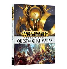 Warhammer Age of Sigmar: The Realmgate Wars: Quest for Ghal Maraz