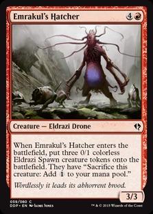 Emrakuls Hatcher
