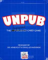 Unpub: The Unpublished/Published Card Game