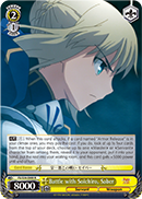Battle with Soichiro, Saber - FS/S34-E008 - R