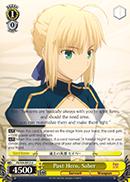 Past Hero, Saber - FS/S34-E012 - U