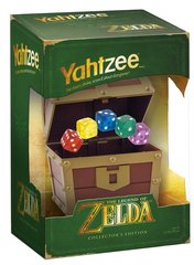 Yahtzee The Legend of Zelda Collector's Edition Game
