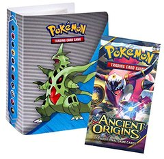 XY Ancient Origins Collectors Album with Booster Pack