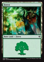 Forest (39) on Channel Fireball