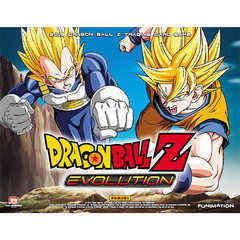 DBZ Evolution (2015) Booster Pack