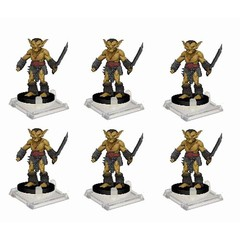 Dungeons and Dragons Attack Wing: Goblin Fighter Troop Expansion Pack