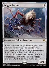 Blight Herder - Foil on Channel Fireball