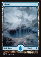 Basic Island (259) (Full Art)
