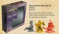 Rum & Bones: Bone Devils Hero Set 1