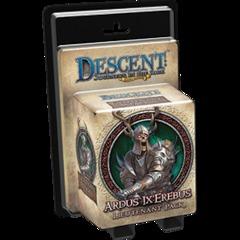 Descent 2nd Edition: Ardus Ix'Erebus Lietenant Miniature