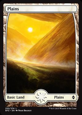 Plains (250) - Foil - Full Art