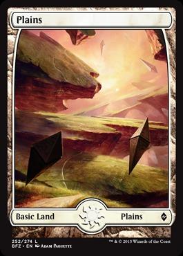 Plains (252) - Foil - Full Art