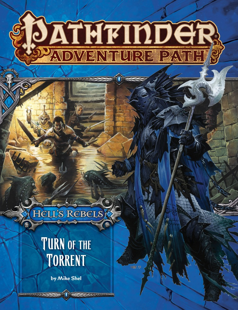 Pathfinder Adventure Path #98: Turn of the Torrent - Role