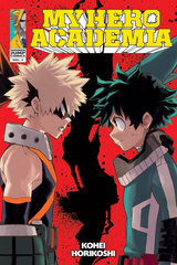 My Hero Academia Gn Vol 02 (STK686926)