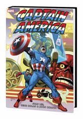 Captain America Omnibus Hc Vol 02 Pacheco Cvr