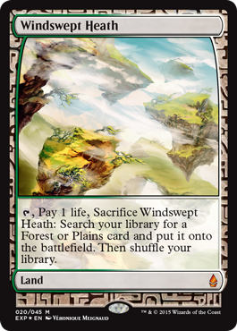 Windswept Heath - Foil
