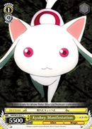 MM/W35-E017 C Kyubey Manifestation