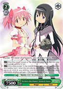 No Matter What Happens Madoka & Homura - MM/W35-E053 - C