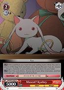 Mascot? Kyubey - MM/W35-E068 - U