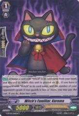 Witch's Familiar, Kuroma - G-BT04/066EN - C on Channel Fireball