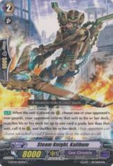 Steam Knight, Kalibum - G-BT04/083EN - C on Channel Fireball