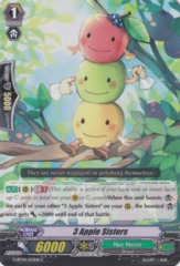3 Apple Sisters - G-BT04/103EN - C on Channel Fireball