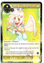 Herald of the Winged Lord - SKL-011 - C - 1st Edition