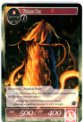 Flame Cat - SKL-024 - C - 1st Edition