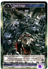 Dark Purge - SKL-067 - C - 1st Edition