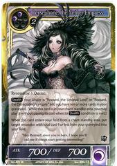 Persephone, the Nether Empress - SKL-075 - SR - 1st Edition