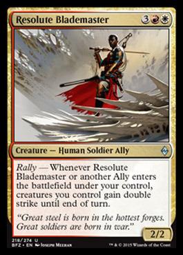 Resolute Blademaster
