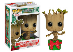 #101 - Holiday Dancing Groot