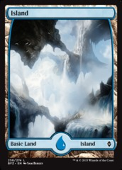 Basic Island (256) (Full Art)