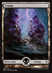 Swamp (263) (Full Art)