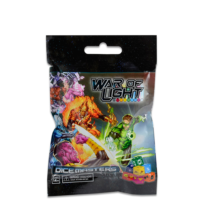 Dice Masters: War of Light Gravity Feed Pack