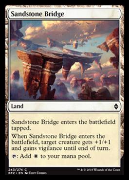 Sandstone Bridge