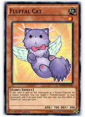 Fluffal Cat - MP15-EN142 - Common - 1st Edition