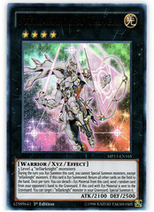 Stellarknight Triverr - MP15-EN165 - Ultra Rare - 1st Edition