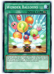 Wonder Balloons - MP15-EN166 - Common - 1st Edition