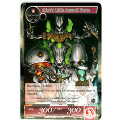 Alice's Little Assault Force - SKL-018 - C - 1st Edition (Foil)