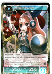 Alice's Little Scout - SKL-035 - C - 1st Edition (Foil)