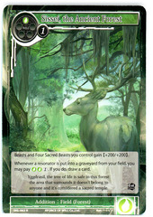Sissei, the Ancient Forest - SKL-063 - R - 1st Edition (Foil)